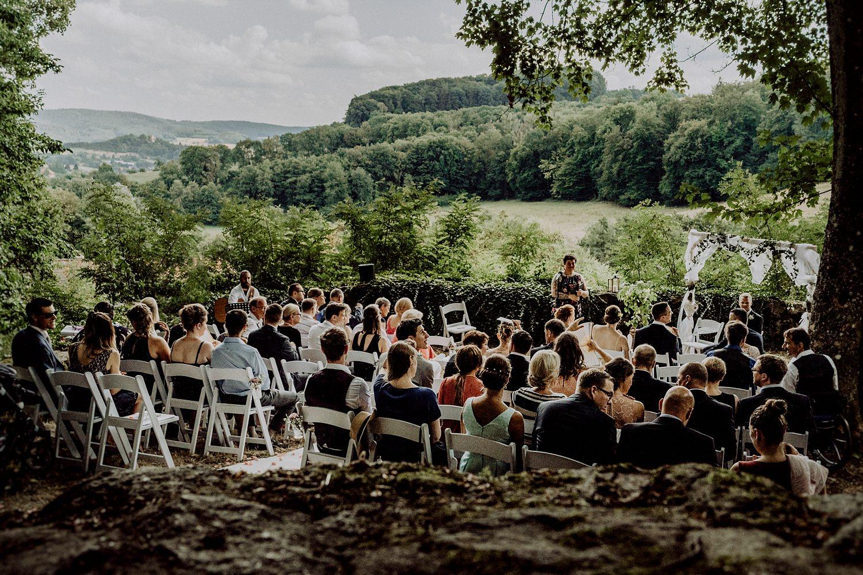 Freie Trauung im Odenwald